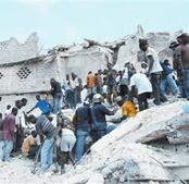 海地总理:强震致遇难人数可能达10万人