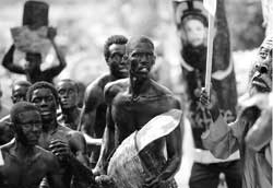 海地:赤贫国家