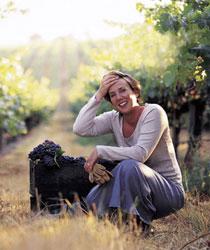 吉娜盖洛——感性的女酿酒师