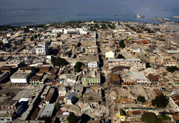 海地灾后重建困难重重