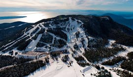 赛普拉斯山滑雪场,2010温哥华冬奥会
