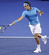 费德勒,澳网,2010澳网,澳大利亚网球公开赛