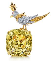 Tiffany Diamond成就精湛工艺典范