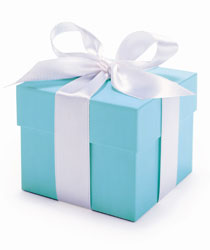 Tiffany经典蓝盒子