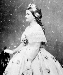 林肯夫人玛丽·林肯