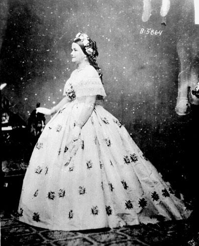 亚伯拉罕・林肯夫人玛莉