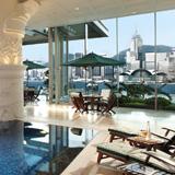 半岛酒店,梦想飞起来直升机套餐,半岛酒店游泳池