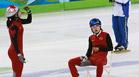冬奥会,速滑,中韩冲突