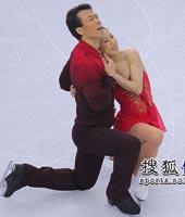 温哥华冬奥会,花样滑冰,庞清/佟健