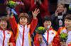 短道速滑女子3000米中国摘金