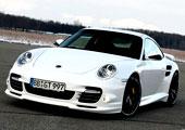 Techart改装911 Turbo,日内瓦车展