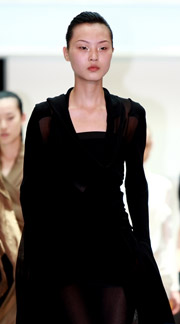 邱昊,时尚,设计师,时装周