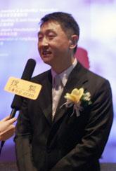 第27届香港国际珠宝展,香港贸发局副总裁周启良