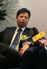 第27届香港国际珠宝展,粤港内销联盟主席黄国和