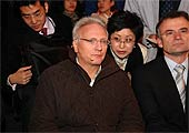 大众中国总裁兼CEO 范安德