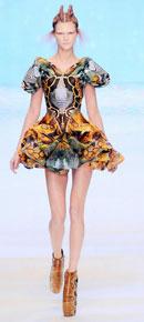 Alexander Mcqueen,香港潮流购物之2010春夏系列