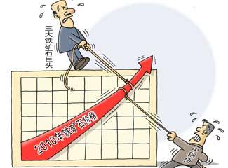 铁矿石谈判,中国铁矿石谈判,铁矿石价格谈判,必和必拓,铁矿石谈判结果,2010铁矿石谈判,铁矿石谈判最新消息