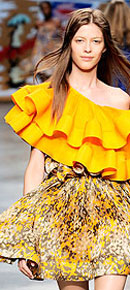 Stella McCartney,香港潮流购物之2010春夏系列