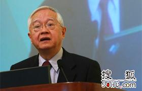 著名经济学家、国务院发展研究中心研究员吴敬琏