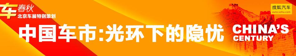 中国车市:光环下的隐忧