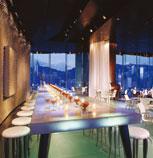香港半岛酒店,位于香港半岛酒店内的Felix酒吧