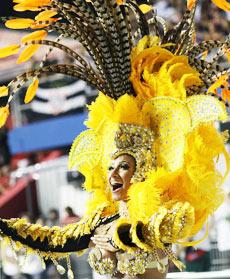 巴西狂欢节
