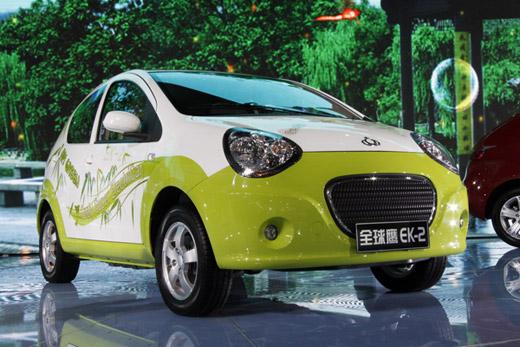 熊猫ek 2电动车高清图片