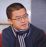 丸美中国CEO孙怀庆接受媒体采访