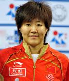 郭焱,2010世乒赛