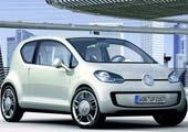 大众E-UP纯电动车