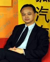 上海世贸汽车董事长助理陈翔