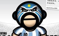 32强范儿,阿根廷