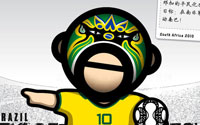 32强范儿,巴西