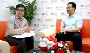 吉利控股有限公司公共关系总监杨学良