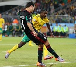 南非世界杯,南非VS墨西哥