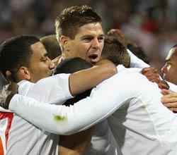 南非世界杯,阿根廷VS尼日利亚,杰拉德