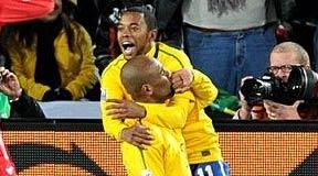 麦孔,南非世界杯,巴西