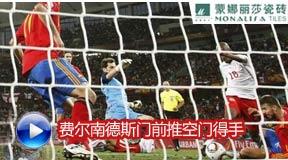费尔南德斯,南非世界杯,西班牙vs瑞士