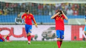 西班牙队,南非世界杯,西班牙vs瑞士