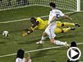 托罗西迪斯门前补射攻入希腊第二球