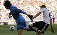 南非世界杯,德国VS塞尔维亚