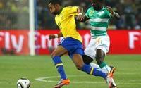 南非世界杯,巴西VS科特迪瓦
