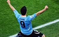 南非世界杯,苏亚雷斯