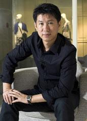 歌力思ELLASSAY总裁夏国新,中国高级时装,时尚女装