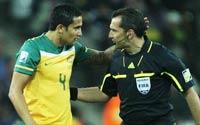 南非世界杯,澳大利亚VS塞尔维亚