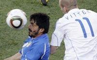 南非世界杯,斯洛伐克VS意大利