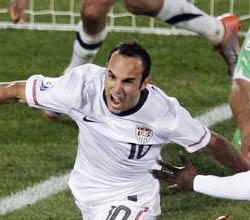 南非世界杯,美国vs阿尔及利亚,多诺万