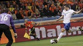 范佩西,南非世界杯