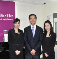 MaBelle销售团队