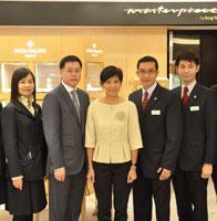 景福珠宝销售团队